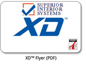 XD Interior Systems Collection