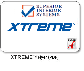 XTREME Interior Systems Collection