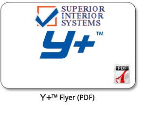 Y+ Interior Systems Collection